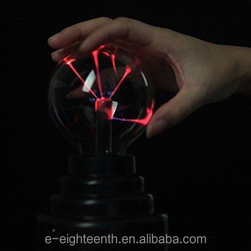 2016 magic USB Mini Nebula Plasma Ball Touch Sensitive Lighting Disco Party Light Globe