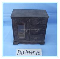 antique limitation wooden cabinet