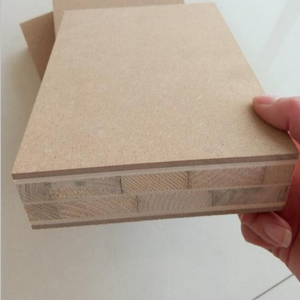 High Quality Pine Core 44mm MDF Block Board