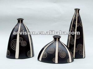 price chinese ceramic vases handpainted big flower vase wholesale