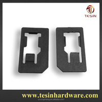 4 Newest Design micro and nano sim card adapters for smart phone