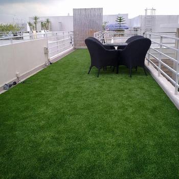 Geliebte Balkon Dekorativer Rasen Preis Für Naturrasen Grün Kunstrasen #EZ_04
