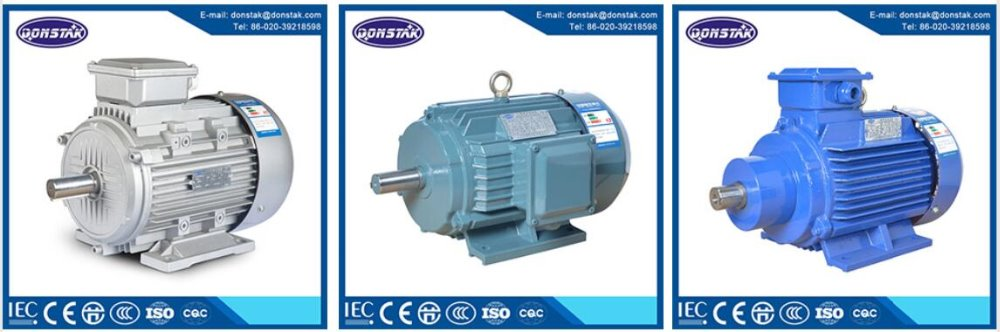 5.5kw 3 Phase 7.5 Hp Ac Industrial Induction Electric Motor ...