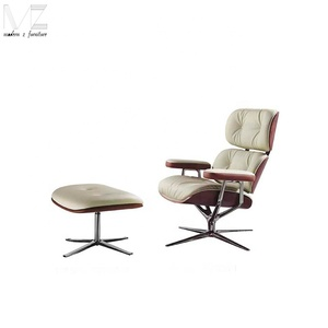 Terrific Modern Home Office Bentwood Shell Reclining Executive Charles Lounge Chair Ncnpc Chair Design For Home Ncnpcorg
