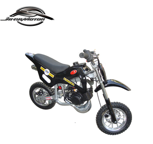 2018 Black 50cc Racing Mini Racing Motorcycle for Kids