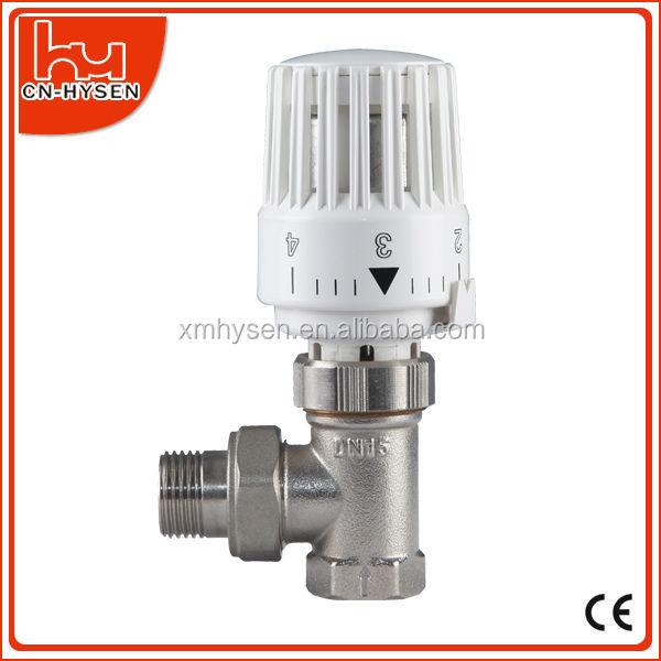 L nea de la v lvula termost tica del radiador de - Valvula termostatica radiador ...