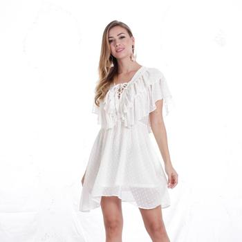 a315c16eed84 Tom3061 Fabricantes De Ropa De Ver A Través De La Blusa Vestido Blanco  Vestidos Para Mujer - Buy Vestido De Gasa Blanca,Vestidos Blancos Para ...