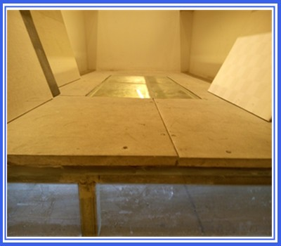 Wood Grain Textured Fiber Cement Board Fiber Cement