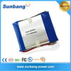 quality battery factory supply polymer 3.7v 4200mah battery for medical/portable device