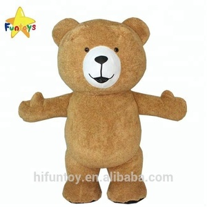 Funtoys CE Custom cheap bear costume mascot for adults