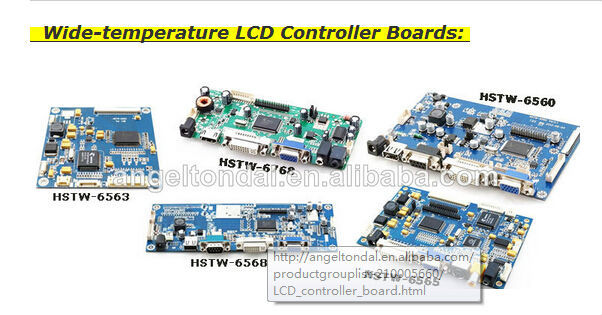 Led Lcd Controller Board,Tft Lcd Monitor Ad Board,Tft Lcd ...