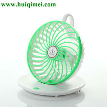 Coffee cup mini fan/colorful lovely coffee brand gifts