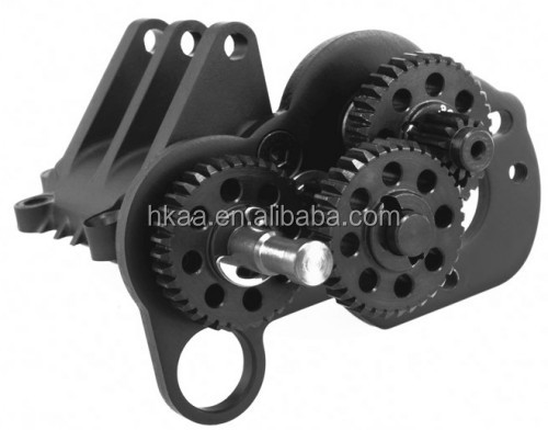 China OEM factory precision aluminum /stainless steel casting gears custom size provided