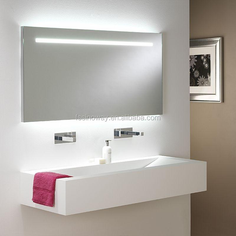 espejos de tocador con luz