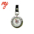 Metal Small Magnetic Compass with Key Chain