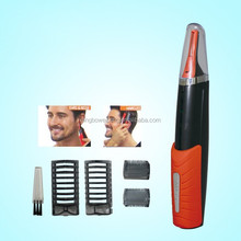 manual electric nose hair trimmer/all in one hair nose trimmer