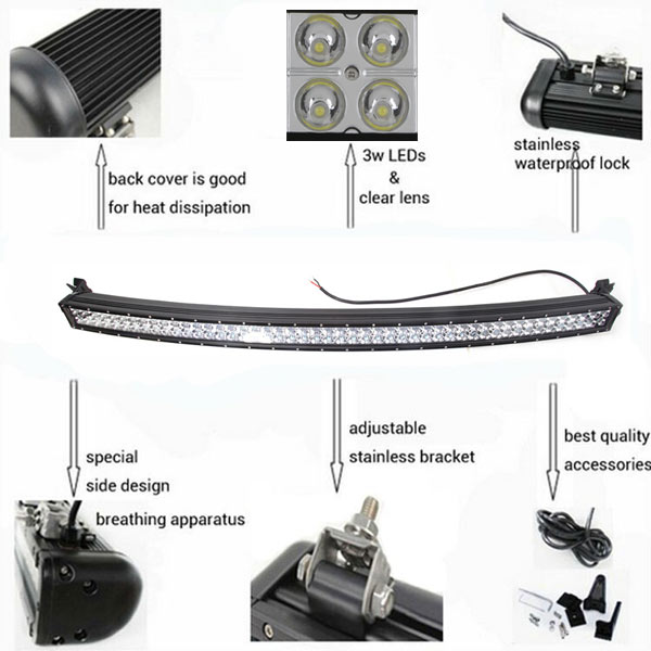 300w epistar led light bar curved 52 for dually pick up truck buy 300w epistar led light bar curved 52 for dually pick up truck aloadofball Image collections
