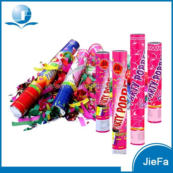 Hot Sale Top Quality Best Price Confetti Party Popper