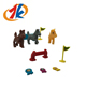 Wholesale Plastic Animal Toy mini horse figurines for kids