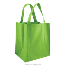 Wholesale reusable woven shopping bag made in china