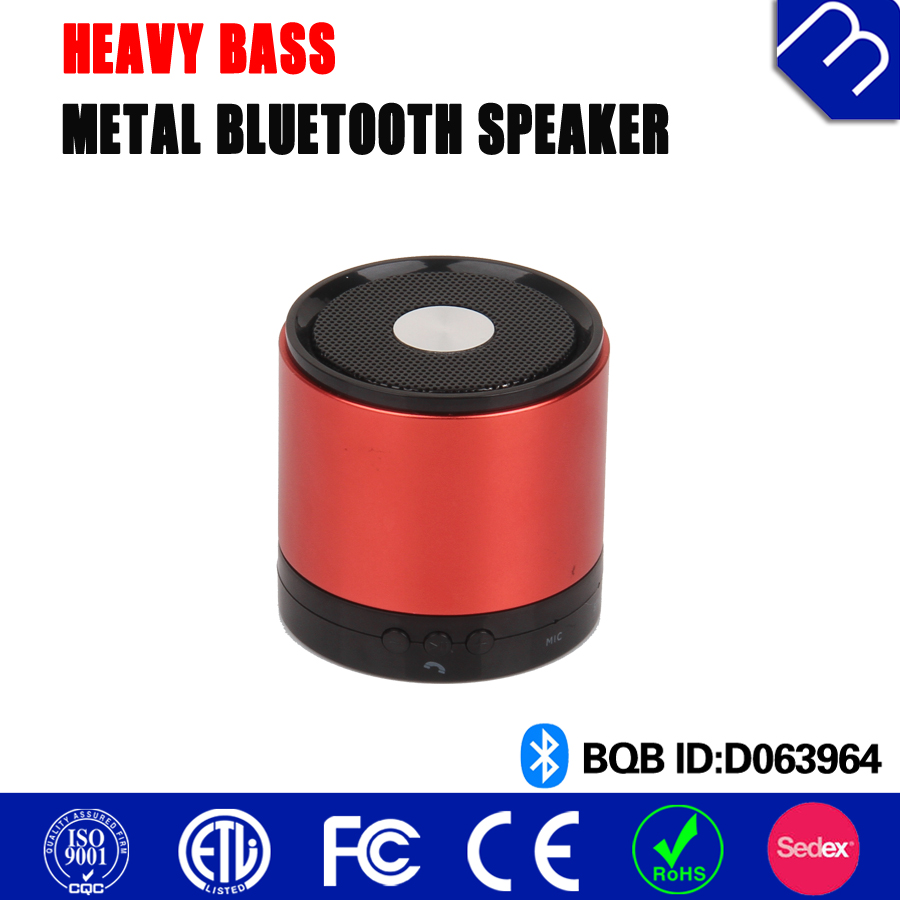 Fancy Product and Compatible SD/TF Mini Wireless Speaker 2014