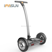 Hot Sell Electric Self Balancing Scooter 2017 Two Wheels Smart Chargable LED Fat Tire 500 W Electric Scooter