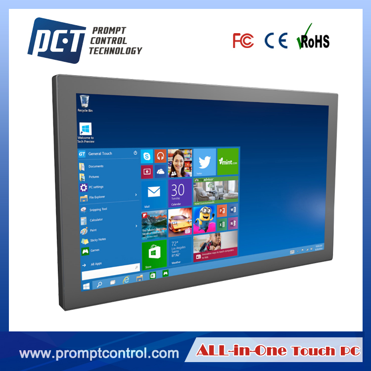 Pct 32 Inch Android Pc Hd 1920*1080 Touch All In One Pc With X86 Or Android  - Buy Android Pc,All In One Touch Pc,Cheap Touch Screen All In One Pc