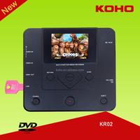 koho technology kr02 DvDirect vhs dvd combo recorder