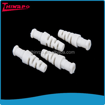 7785b5c7d OEM Customized silicone rubber butt plug with hole use for wire cover