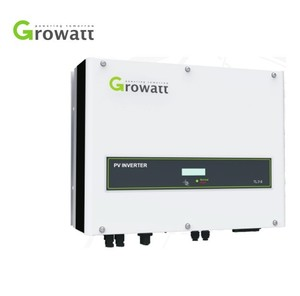 In-6 Europe Version Growatt Micro Inverters for Solar PV Panels 12000TL3-S 12KW