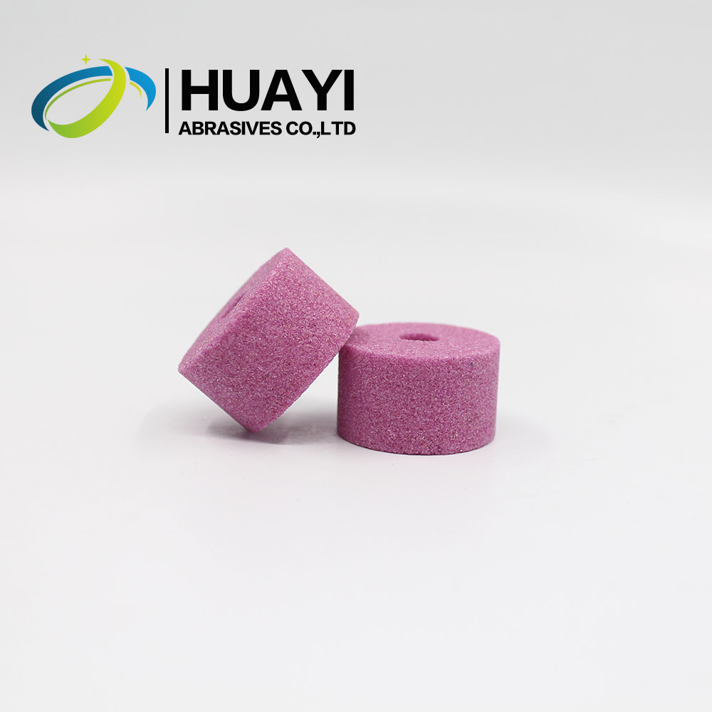 1 2 3 Pink alumina abrasives and vitrified industrial manufacturers fine bench grinding wheel for bench grinder