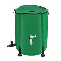 New Design Rain Water Barrel Collapsible Garden Barrel