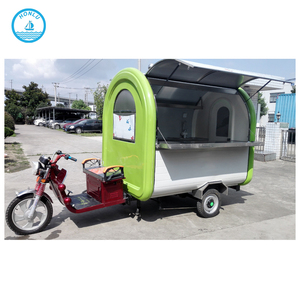 Most popular vintage food truck/bicycle food cart/mobile food truck for sale