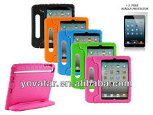 Child Kids Shock Proof Thick Foam EVA Cover Case Handle Stand For iPad Mini