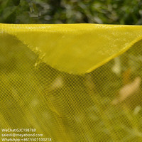 plastic mosquito fly proof wire mesh/agricultural greenhouse used hdpe insect proof woven net/long durable anti insect net