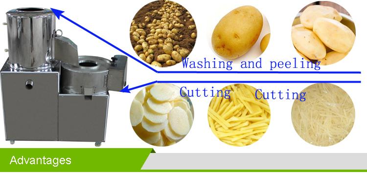 Промышленный Автоматический картофель фри сладкий картофельные чипсы Овощечистка Slicer стиральная машина цена