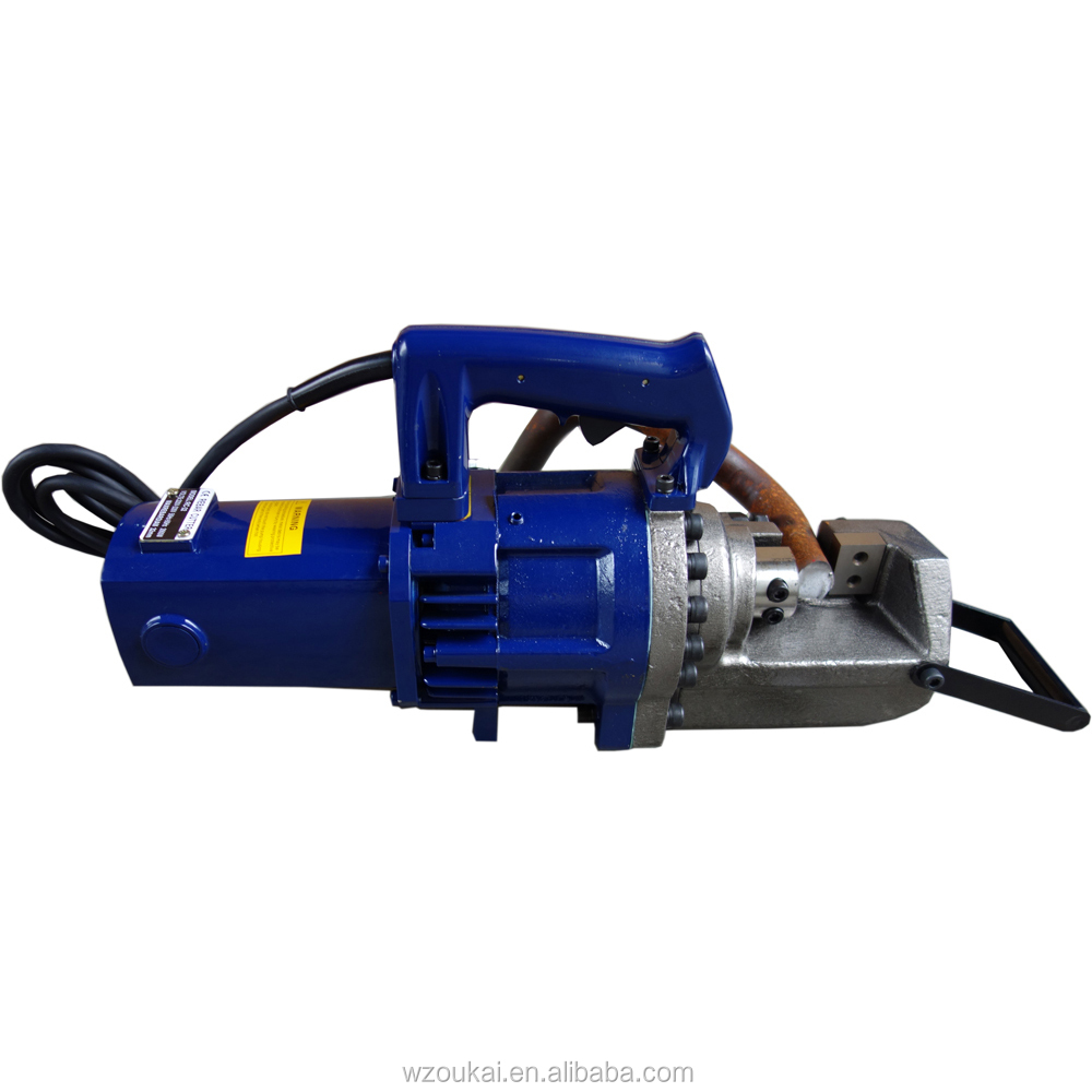 Electric Type Portable Rebar Cutting Machine RC-32