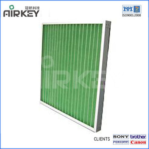 G1 G2 G3 G4 (EN779) High Dust Holding Capacity Panel Pre Filters