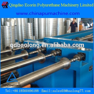 fiber reinforced water transportation pipe making machine / FRP winding wire continuous equipment / Glass fiber pipe making line