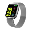 S7 stainless steel watch bracelet fitness heart rate monitor blood pressure wrist watch S7 smart band