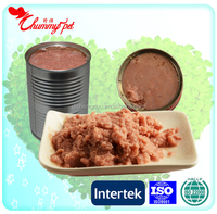 Choice Materials Chicken&Vegetable Beef&Vegetable canned food for dog