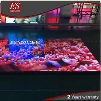 Pitch 3.91mm RGB light up dance floor on sale