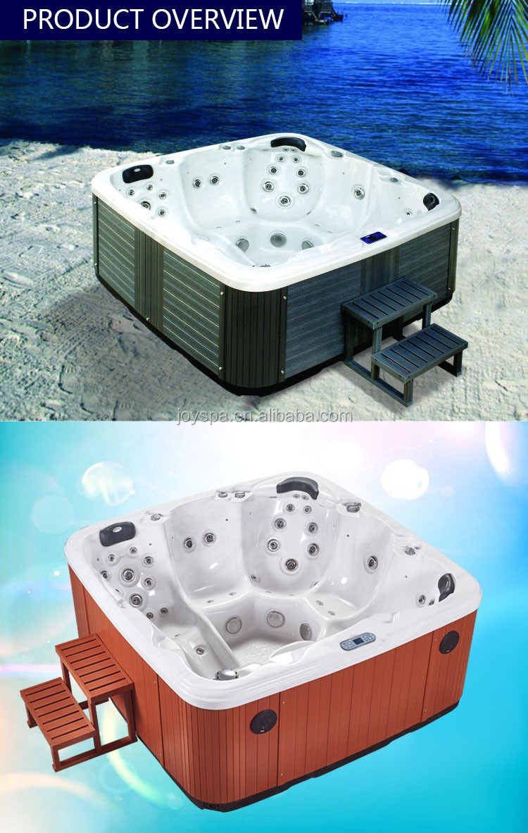 Joyspa new model discount hot selling cheap price outdoor - Whirlpool discount erfahrungen ...