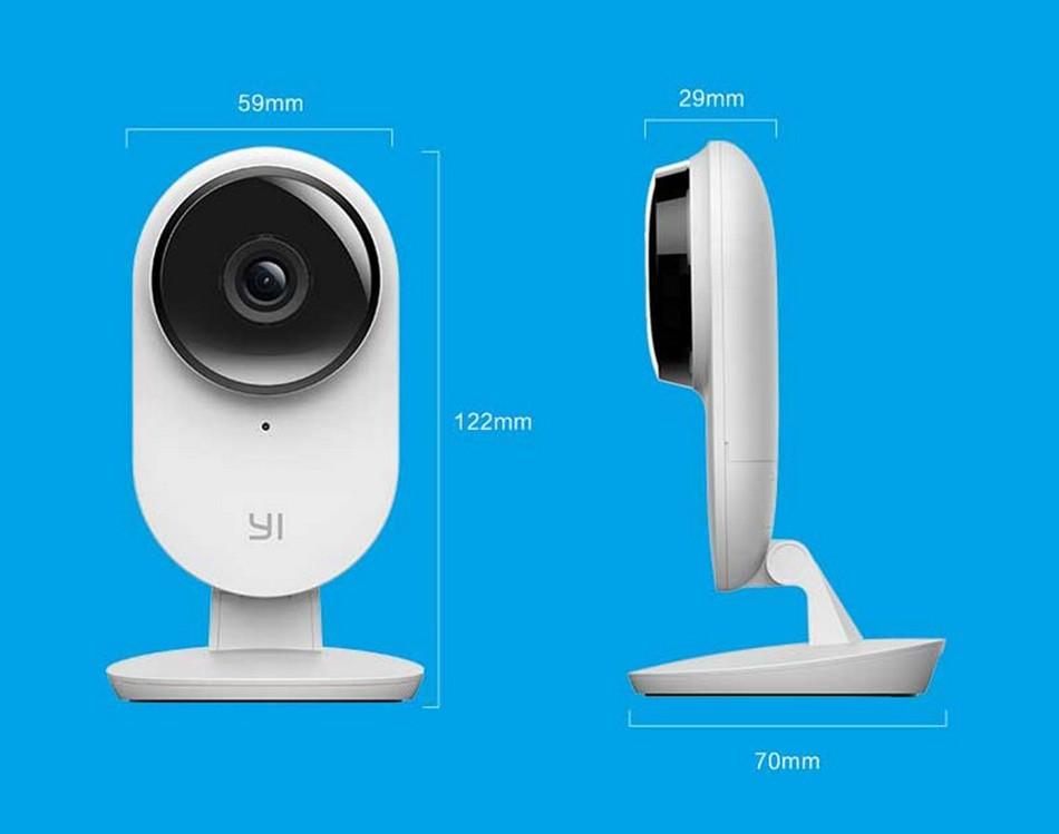 Yi Home camera 2+Micro SD | Official Yi Malaysia - NGSH