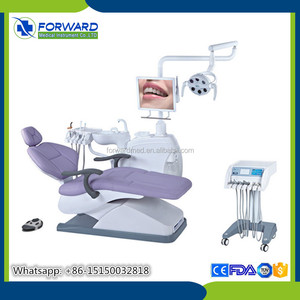 China manufacture supply a full complete set dental equipment/dental units/dental chairs