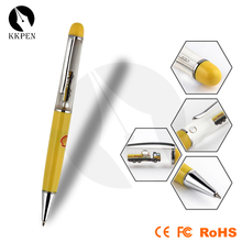KKPEN Promotional 3d/pvc floating action pen