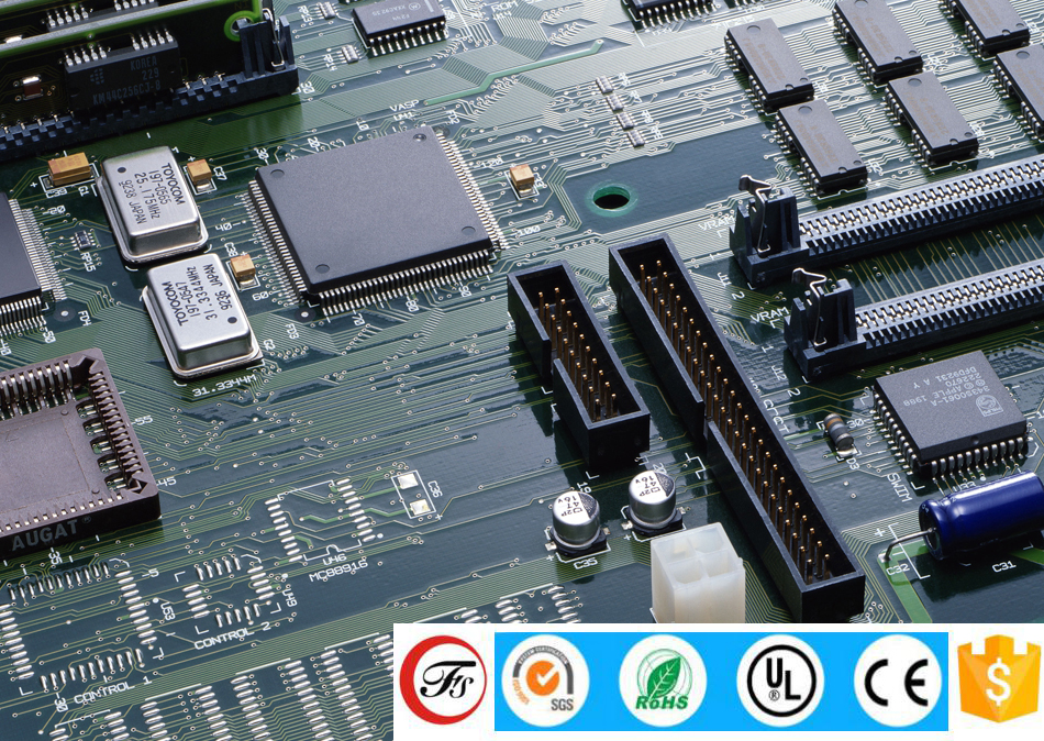 Mother board pcb assembly,high tech pcba,pcba segway board