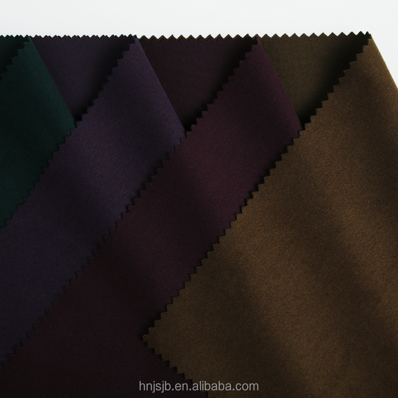 fashion design shrige polyester polyester knit velvet brushed fabric,poly fabric textiles for spotrswea