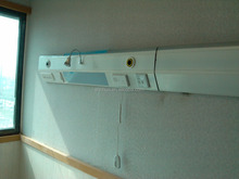 hospital bed head units medical bedhead trunking