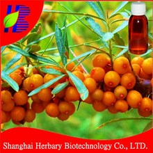 2017 Organic seabuckthorn berry oil for skin care